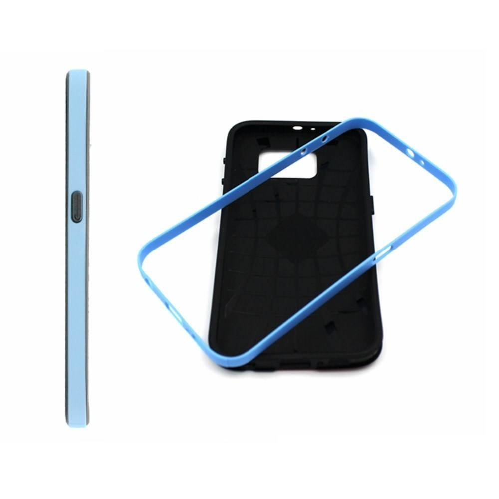 Schattig uiltje flexibel Samsung Galaxy S6 hoesje