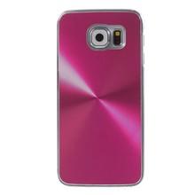 Roze Aluminium Samsung galaxy S6 hoesje