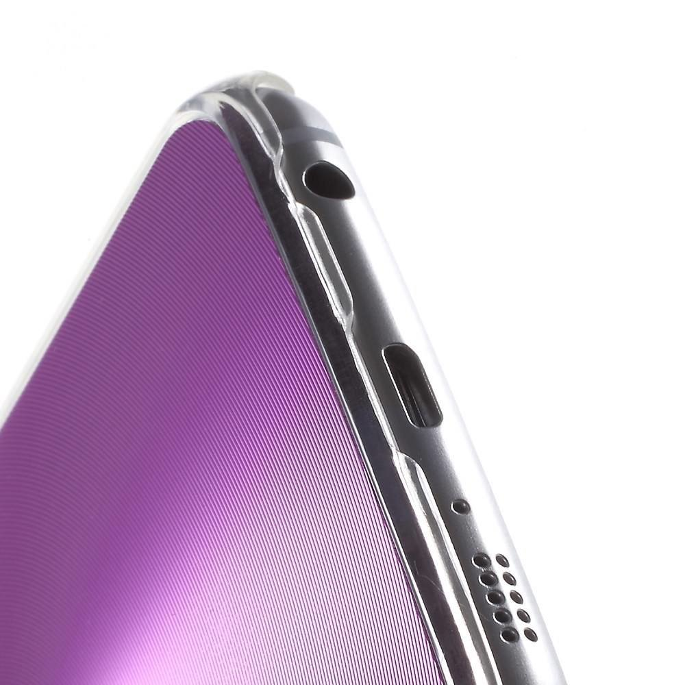 Paars Aluminium Samsung galaxy S6 hoesje