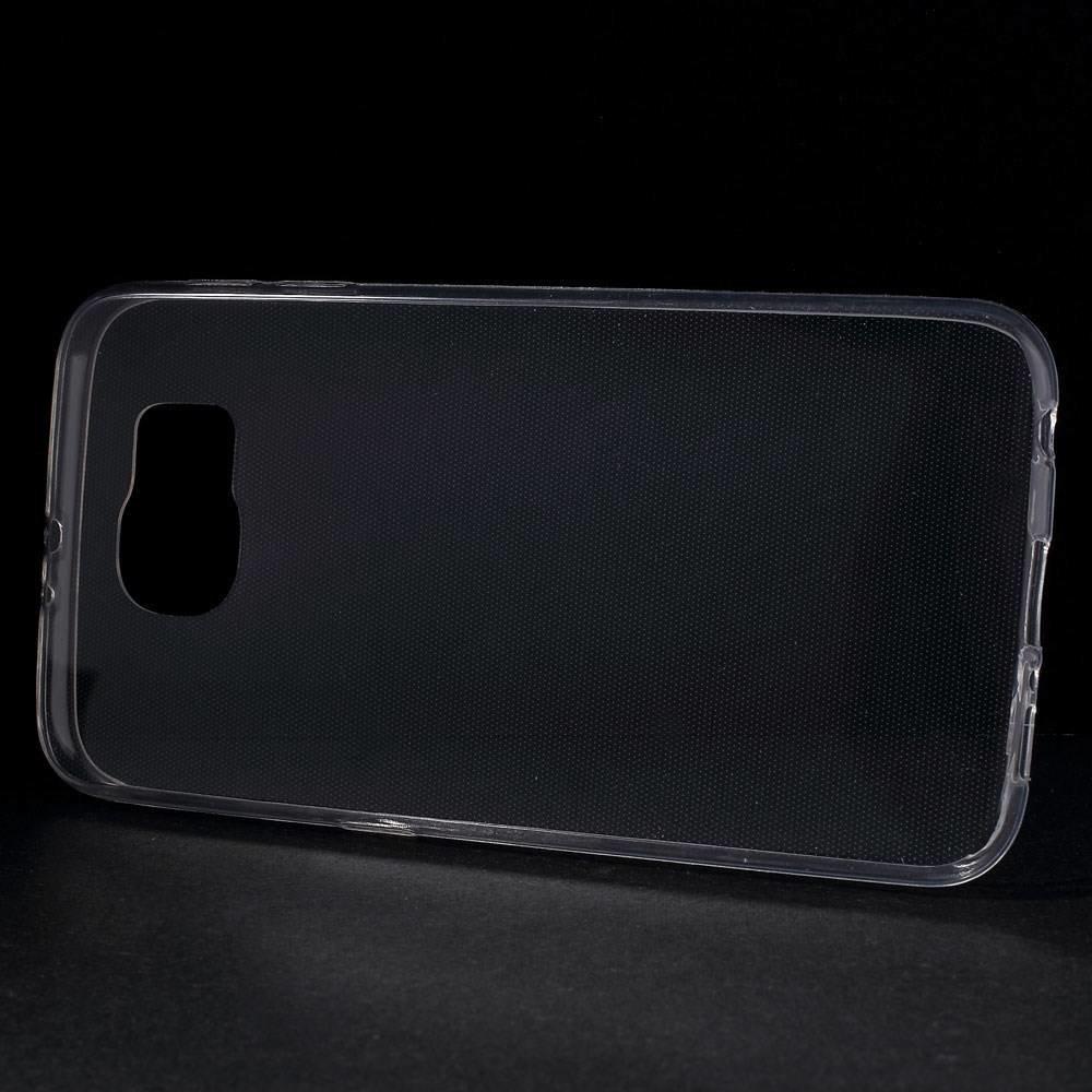 Transparante Samsung Galaxy S6 TPU hoes