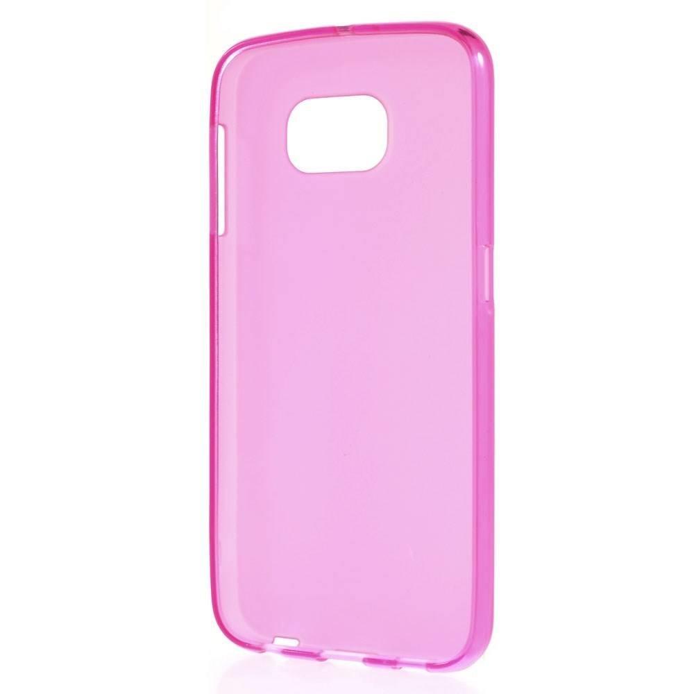 Roze Samsung Galaxy S6 TPU hoes