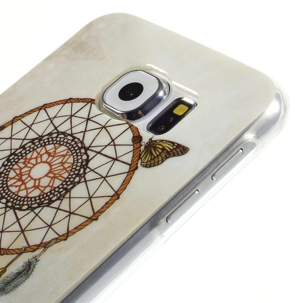 Dromenvanger Samsung Galaxy S6 TPU hoes