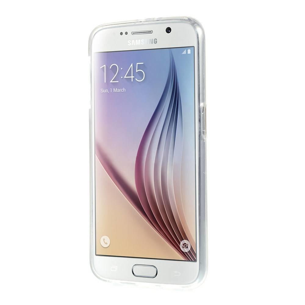 Verliefde uiltjes Samsung Galaxy S6 TPU hoes