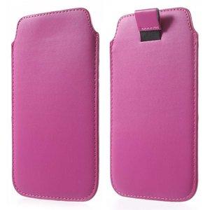 Samsung Galaxy S6 insteekhoes roze