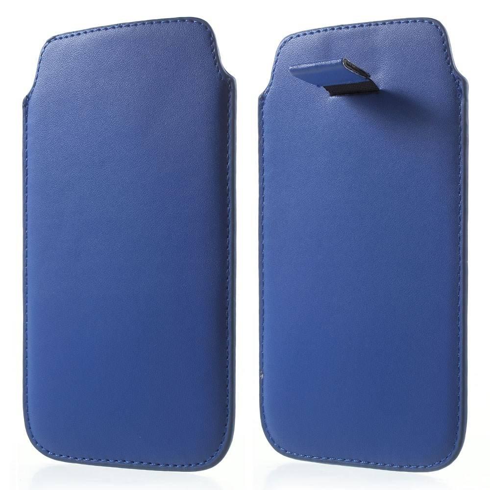 Samsung Galaxy S6 insteekhoes blauw