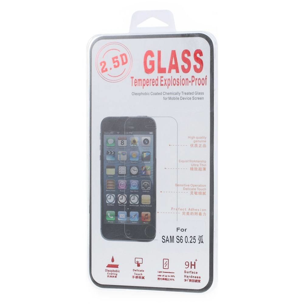 Samsung Galaxy S6 Pure Glass screenprotector