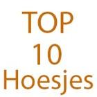 Top 10 hoesjes