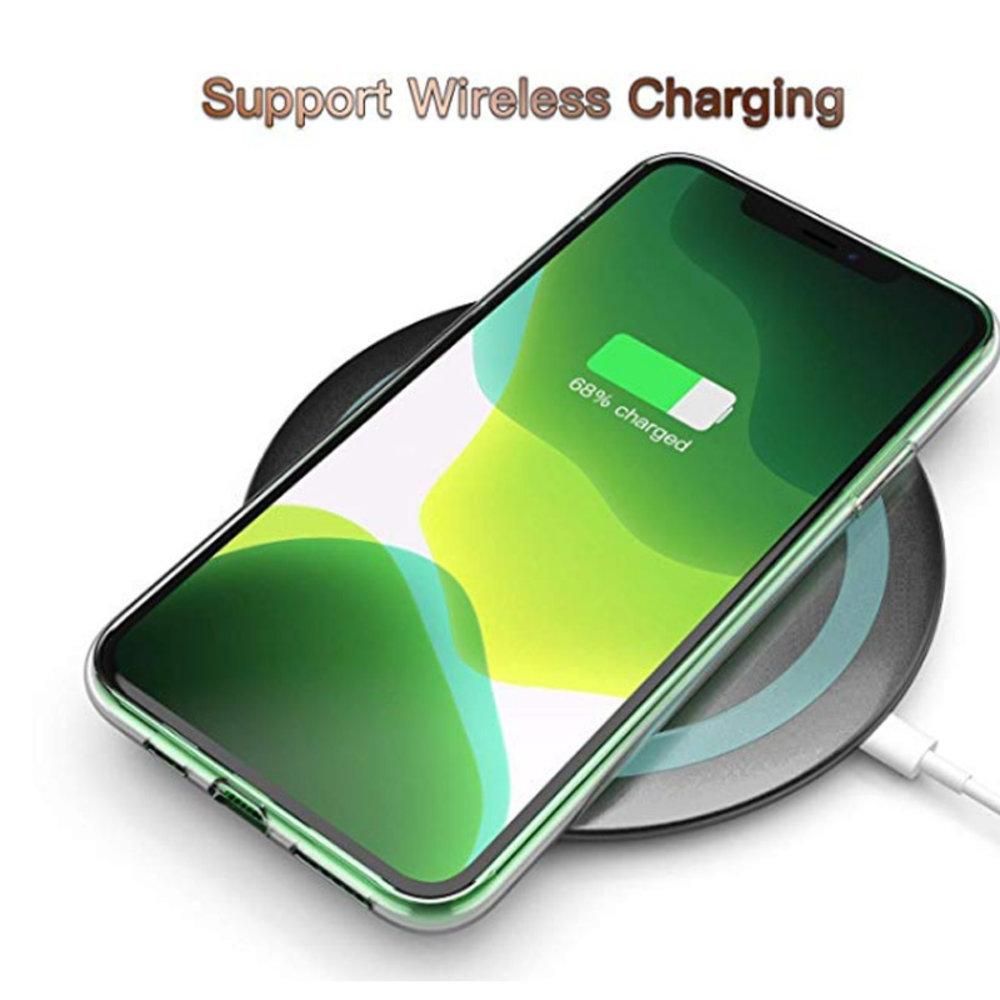 Transparant flexibel iPhone 11 Pro TPu hoesje