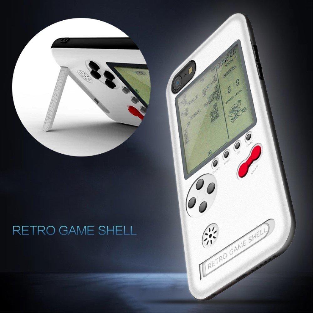 Tetris / block games bescherm hoesje