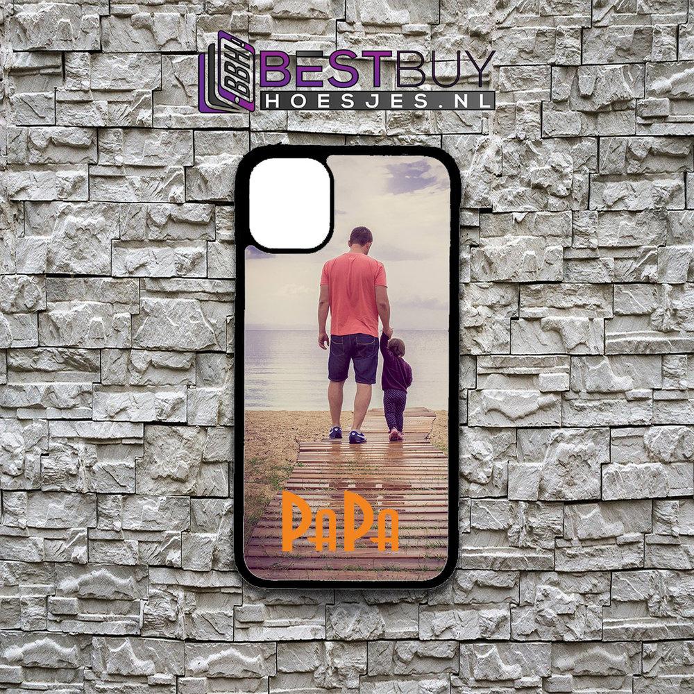 Jouw foto op een iPhone 11 Hardcase