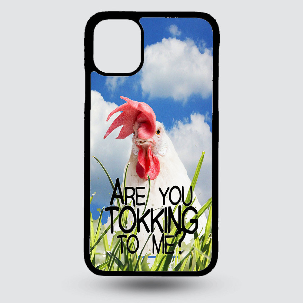 Artbandits iPhone 11 Pro MAX hardcase Are you tokking to me ?
