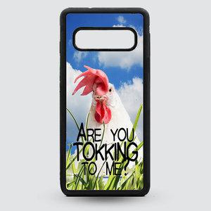 Artbandits Samsung S10 - Are you tokking to me ?