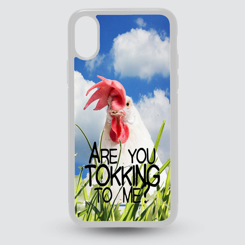 Artbandits iPhone X en Xs - Are you tokking to me ?