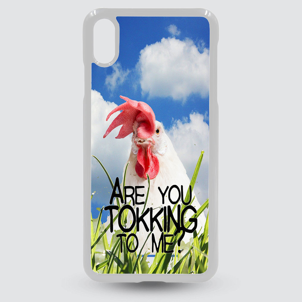 Artbandits iPhone Xs MAX - Are you tokking to me ?
