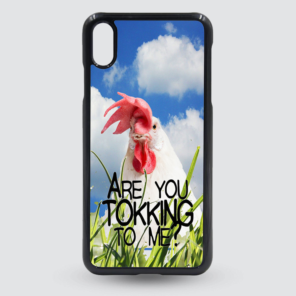 Artbandits iPhone XR - Are you tokking to me ?