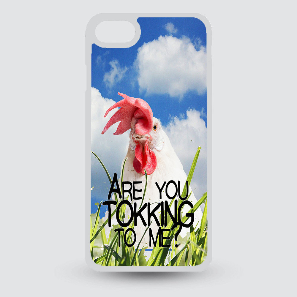 Artbandits iPhone 7 en iPhone 8 - Are you tokking to me ?