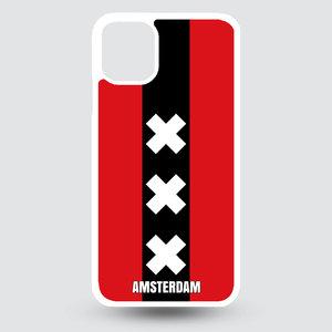 Artbandits Amsterdamse vlag hardcase