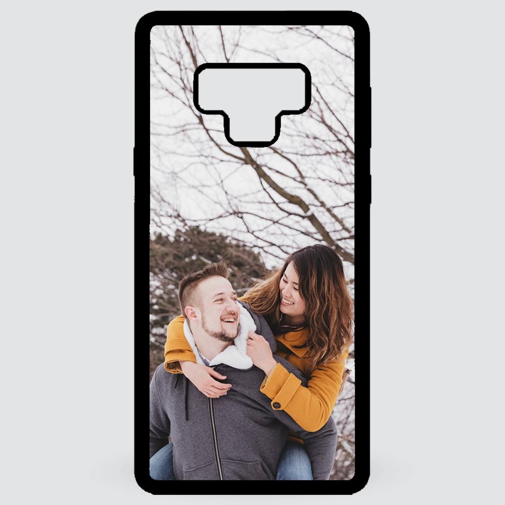 Jouw foto op een Samsung Galaxy Note 9 hoesje