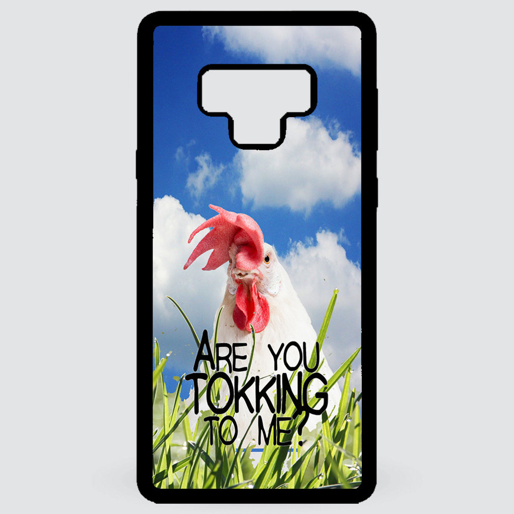Artbandits Samsung Galaxy Note 9 - Are you tokking to me ?
