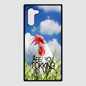 Artbandits Samsung Galaxy Note 10 - Are you tokking to me ?