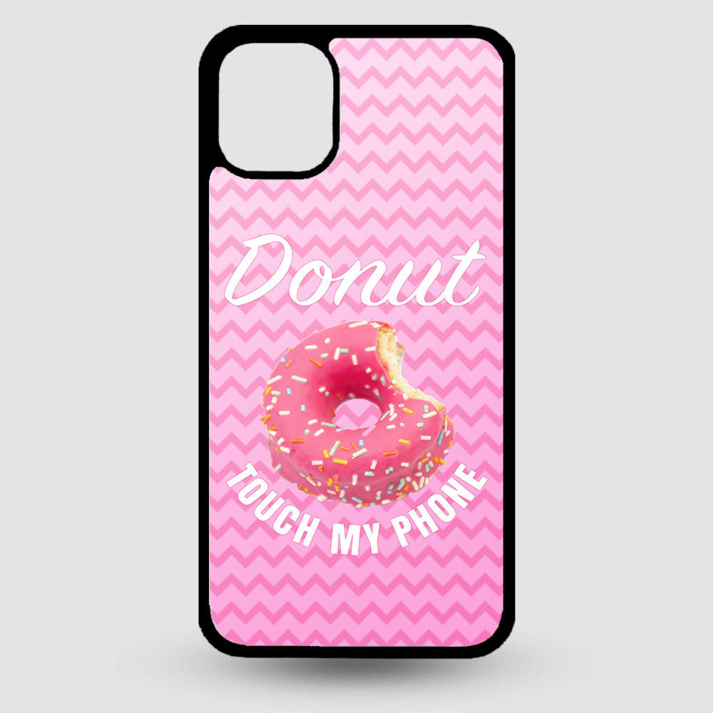 Artbandits iPhone 11 Pro - Donut touch my phone!