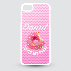 Artbandits iPhone 7+ en iPhone 8+ Donut touch my phone!