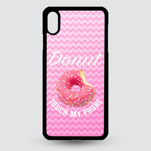 Artbandits iPhone XR - Donut touch my phone!