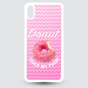 Artbandits iPhone Xs MAX - Donut touch my phone!