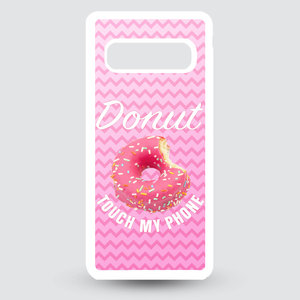 Artbandits Samsung S10 - Donut touch my phone!
