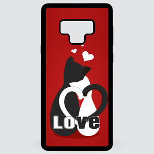 Artbandits Samsung Galaxy Note 9 - Love Kittens