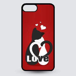 Artbandits iPhone 7+ en iPhone 8+ Love Kittens