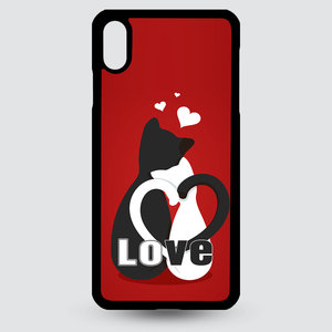Artbandits iPhone Xs MAX - Love Kittens