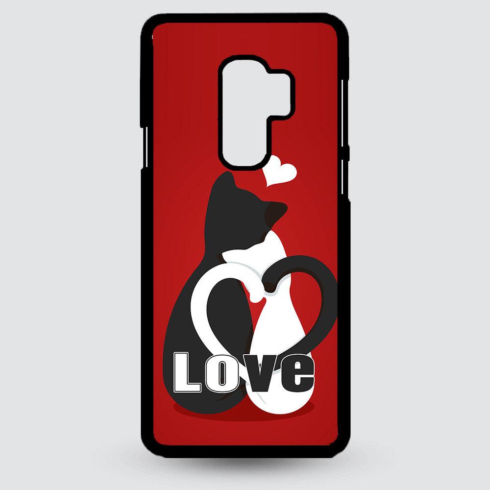 Artbandits Samsung S9+ Love Kittens
