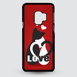 Artbandits Samsung S9 - Love Kittens