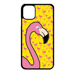 Artbandits iPhone 11Big Flamingo