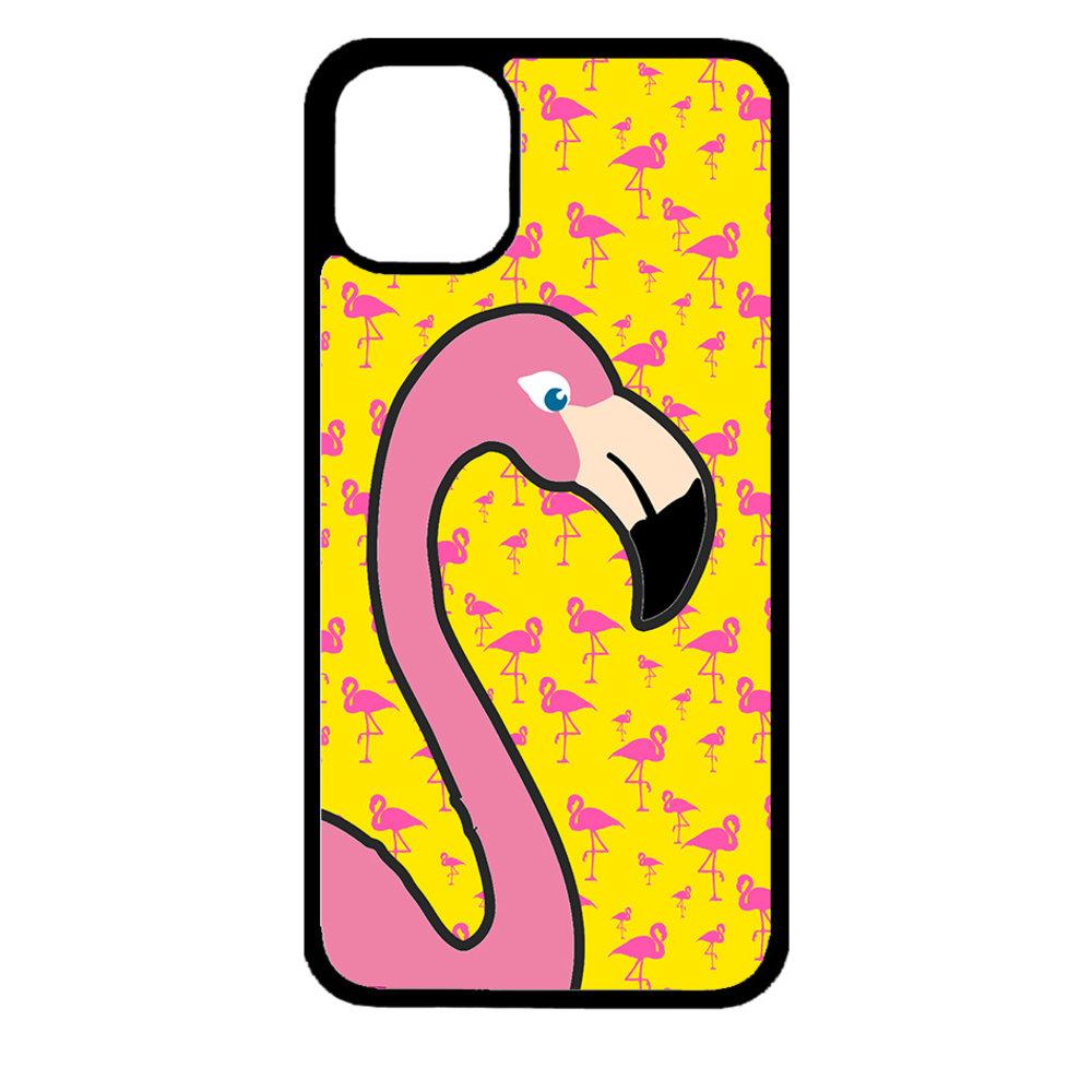 Artbandits iPhone 11 Pro - Big Flamingo