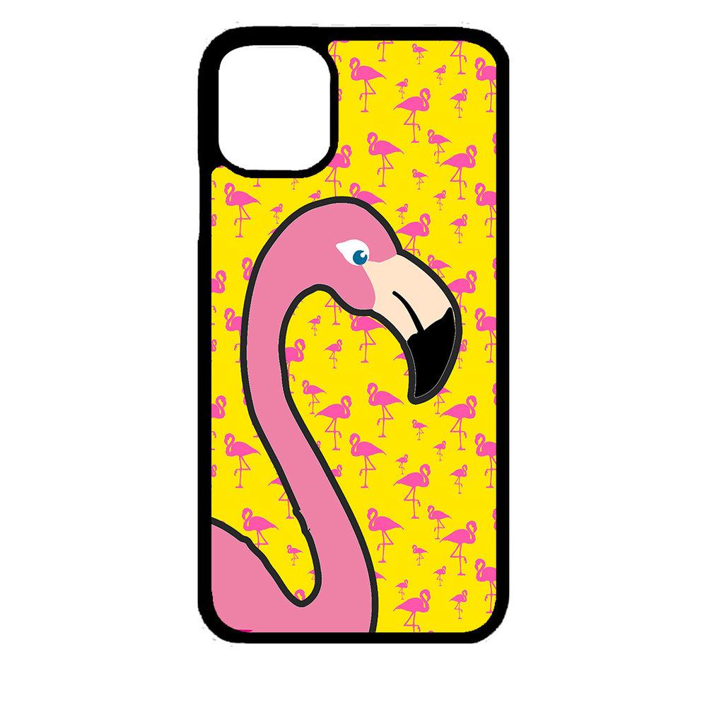 Artbandits iPhone 11 Pro MAX Big Flamingo