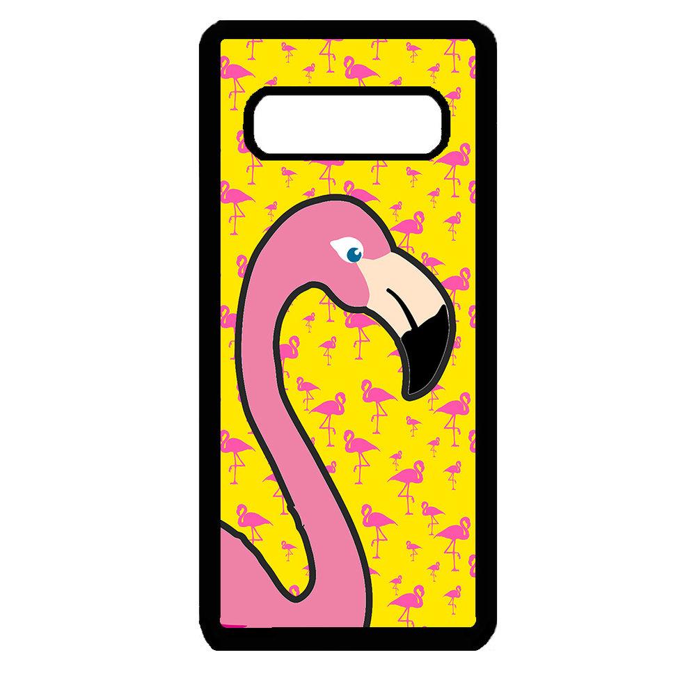 Artbandits Samsung S10+ Big Flamingo