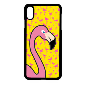 Artbandits iPhone XR - Big Flamingo