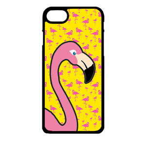 Artbandits iPhone SE (2020) - Big Flamingo