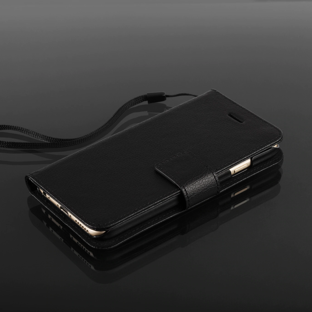 Technosmart Bookcover telefoonhoesje iPhone X