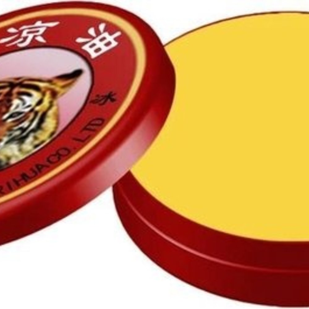 tijgerbalsem (4 x 2,5 gram)