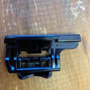 iparts4u Voor Gopro Accessoires Plastic Backdoor Clip Lock Gesp Snap Klink voor Go pro Hero 2 Camera Cam Waterdichte Behuizing Case Shell