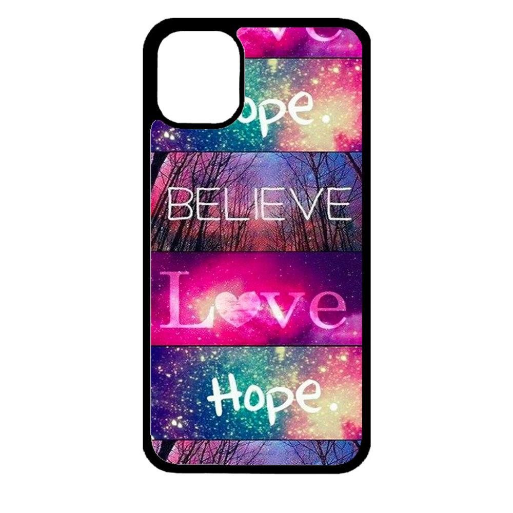 Artbandits iPhone 11 Pro - Believe Love Hope