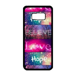 Artbandits Samsung S8 - Believe Love Hope