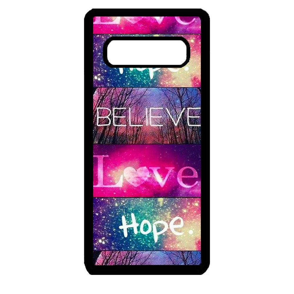 Artbandits Samsung S10+ Believe Love Hope
