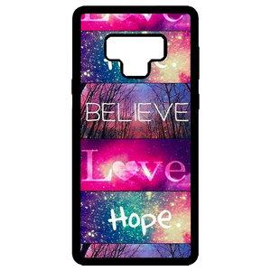 Artbandits Samsung Galaxy Note 9 - Believe Love Hope