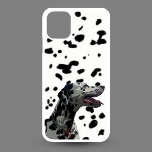 Artbandits iPhone 11 Dalmatier hond