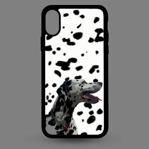 Artbandits iPhone X en Xs - Dalmatier hond