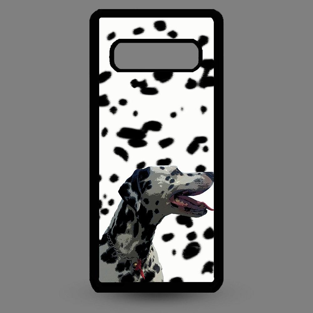 Artbandits Samsung S10+ Dalmatier hond